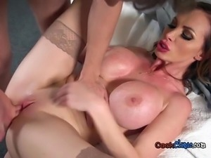 Luscious Doctor Nikki Benz Gets Fucked By Patient
