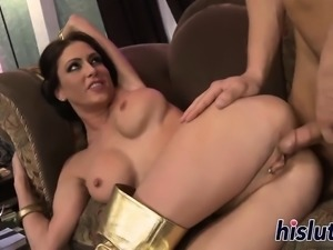 Jessica Jaymes and her friend get nailed