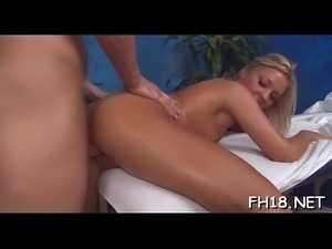 Massage seduction clips