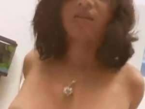 Indian fuck big cock and cum on it