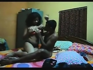 Indian Homemade Desi couple having long hook-up Venom piece