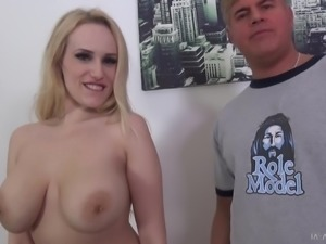 angel wicky rides porno dan's hard dick