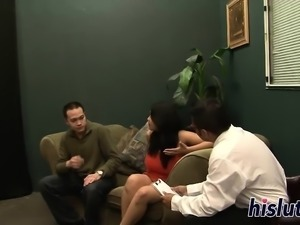 Curvy Mika Tan pleasures a thick dong