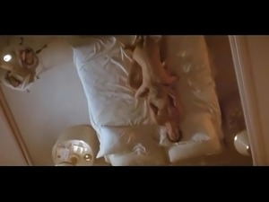 Sharon Stone Basic Instinct (aggressive sex scene on bed)