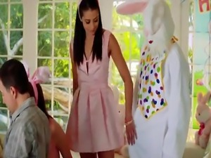 Tiny teen panties first time Uncle Fuck Bunny