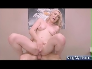 Slut patient (Lily Labeau) And Doctor In Hardcore Sex Adventures vid-18