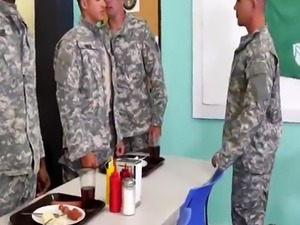 Nude military hunks gay fuck first time Yes Drill Sergeant!