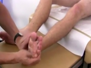 Doctor gay boy locker room video first time The glue was
