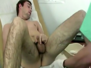 Male doctor sucks boys gay I took my finger and gently