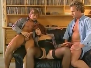 French Milf Anal and DP
