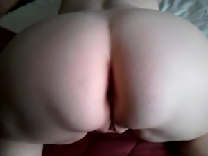 PAWG gets short pussy rubbing by BBC