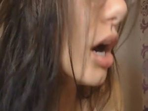 Solo Masturbation of Amateur Babe
