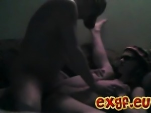 Amatuer Brunette Hot Blowjob Ball Lick Facial