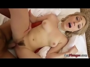 Slutty Girl Lily Labeau - Goodgirl Gives Up her Asshole