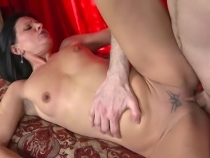 hungry mothers take big cocks in juicy holes