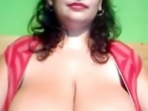 ParT1 Big Boobed Lady