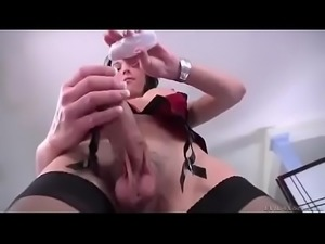 CARESSES BIG DICK