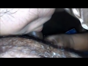 Exploring my Indian wife's body and making her eat my cum