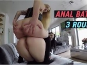ANAL BATTLE 3 RUNDEN ATM GER  LUCY CAT