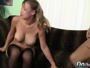 hot milf fuck so hard  with a guy