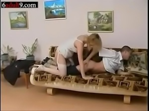 stepbrother fucked by his stepsister