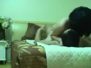 Asian Couple Camera Sex