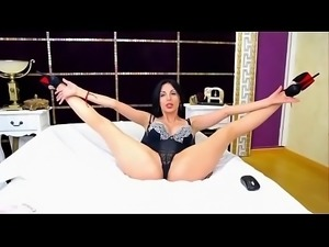 She Is Live at EroticVideosHD.com
