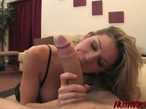 gorgeous milf kayla takes biggest white cock!